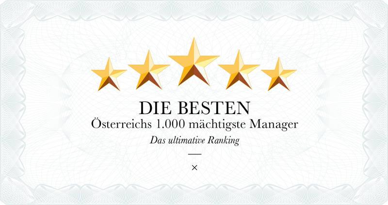 Das sind Österreichs 1.000 mächtigste Manager