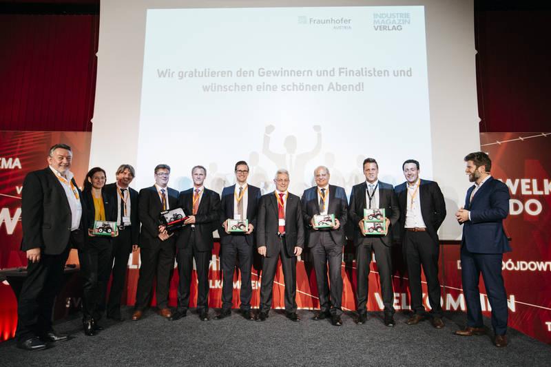 Fabrik2016: Kärntner Maschinenbauer Kostwein GmbH gewinnt Österreichs härtesten Produktionswettbewerb