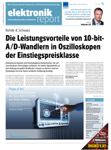 elektronik  report