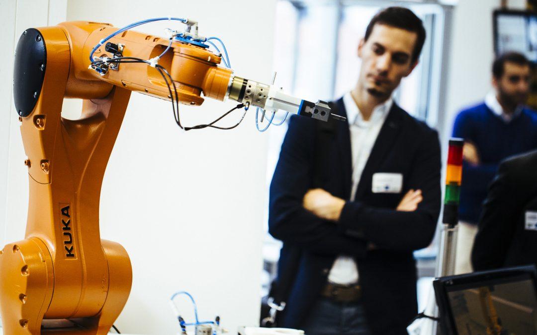 Von Robotern und Virtual Reality: Ein eventreicher November mit Factory