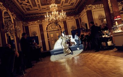 Wo die B2B-Event Stars glänzen: Das war der erste EVA-Award