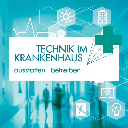 Virtuelle Konferenz+Messe   Technik im Krankenhaus   EUR 95,-