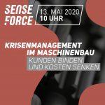 Webinar | Krisenmanagement im Maschinenbau: Kunden binden und Kosten senken | EUR 0,-