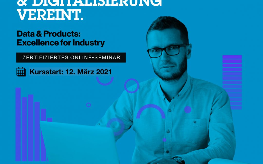 GAINER Seminar | Data & Products: Excellence for Industry
