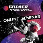 Online Seminar zum GAINER Industriefestival   Strategisches Management von digitalen Innovationen
