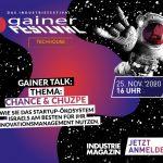 GAINER Talk | Chance & Chuzpe | EUR 0,-