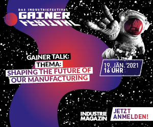 GAINER Talk | Shaping the Future of our Manufacturing | EUR 0,-