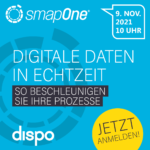 Webinar | Digitale Daten in Echtzeit – So beschleunigen Sie Ihre Prozesse. | 9.11.2021 | Online/Zoom